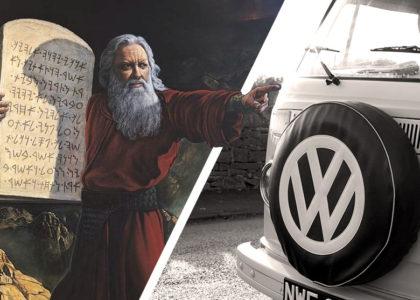The 10 Vanlife Commandments
