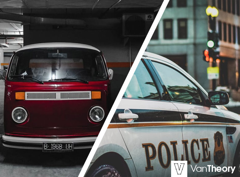 Respect Local Laws when travelling in a camper van