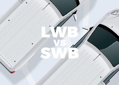 SWB vs LWB Vans