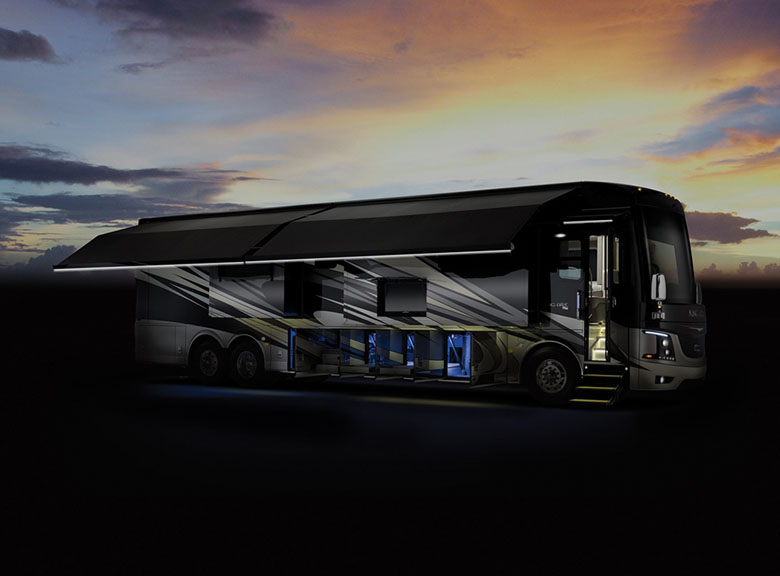 Newmar King Aire Luxury Motor Coach