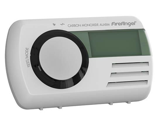 Carbon Monoxide Detector for Campervans