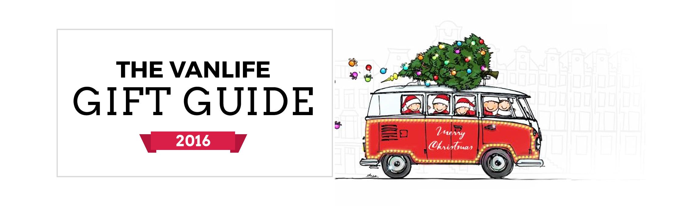 Vanlife Campervan Gift Guide