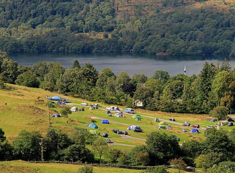 Park Cliffe Campsite